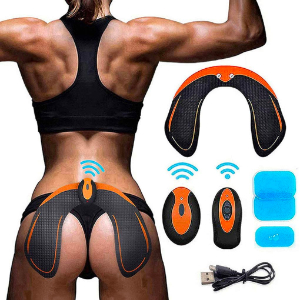 MATEHOM Hips Trainer Electroestimulador Muscular,Gluteos