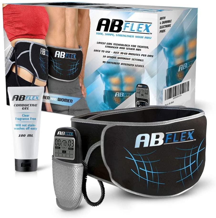 Ab Flex Estimulador Muscular Abdominales