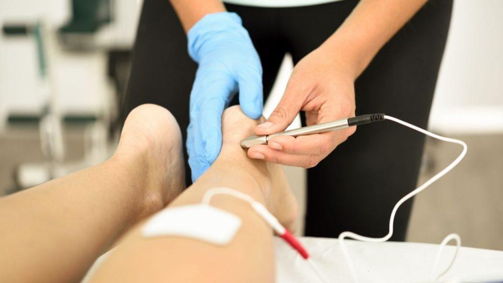 Lápiz para electroestimulacion muscular