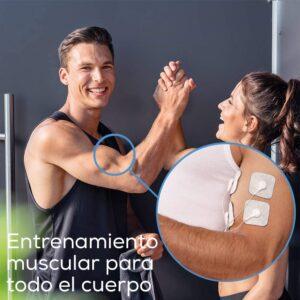 Beurer EM49 el entrenamiento musuclar para todo tu cuerpo