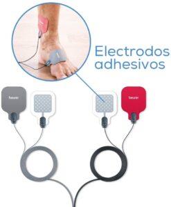 Electrodos autoadhesivos Beurer EM 59